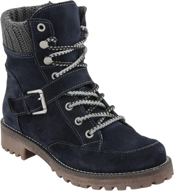 Bos. & Co. Women's Colony Boot B0161NZ43M 11 B(M) US|Navy