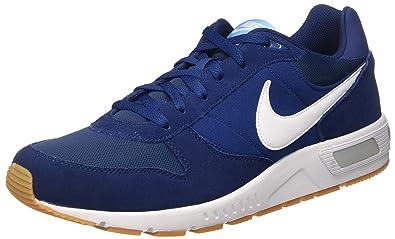 best website 317a7 c61a6 Nike Men s Nightgazer Running Shoes, (Coastal Blue White-Bluecap 412),