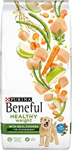 Purina Beneful Healthy Weight with Real Chicken Adult Dry Dog Food