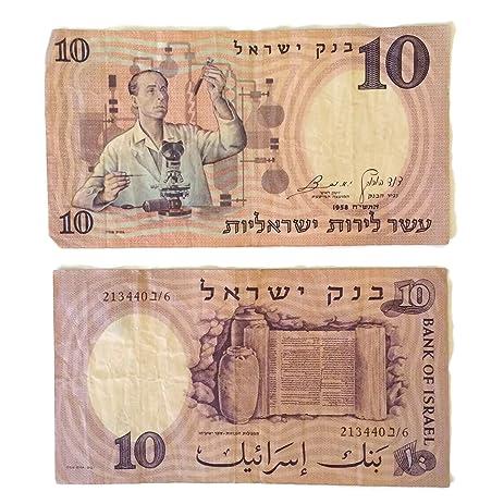 Jerusalem - Currency