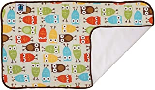 product image for Planet Wise Designer Waterproof Diaper Pad, Owl