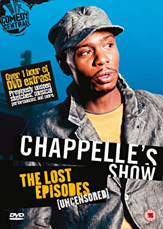 chappelle s show the lost episodes dvd amazon co uk dave