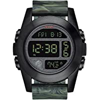 Nixon Men's A3651727 Unit Exp 50mm Marbled Camo Watch