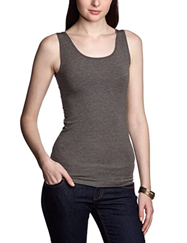 Selected – Camiseta de tirantes sin mangas para mujer