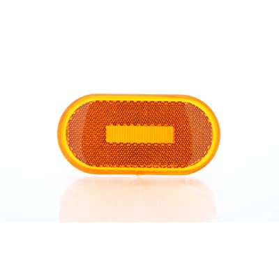 Optronics A-31ABP Amber Replacement Lens: Automotive
