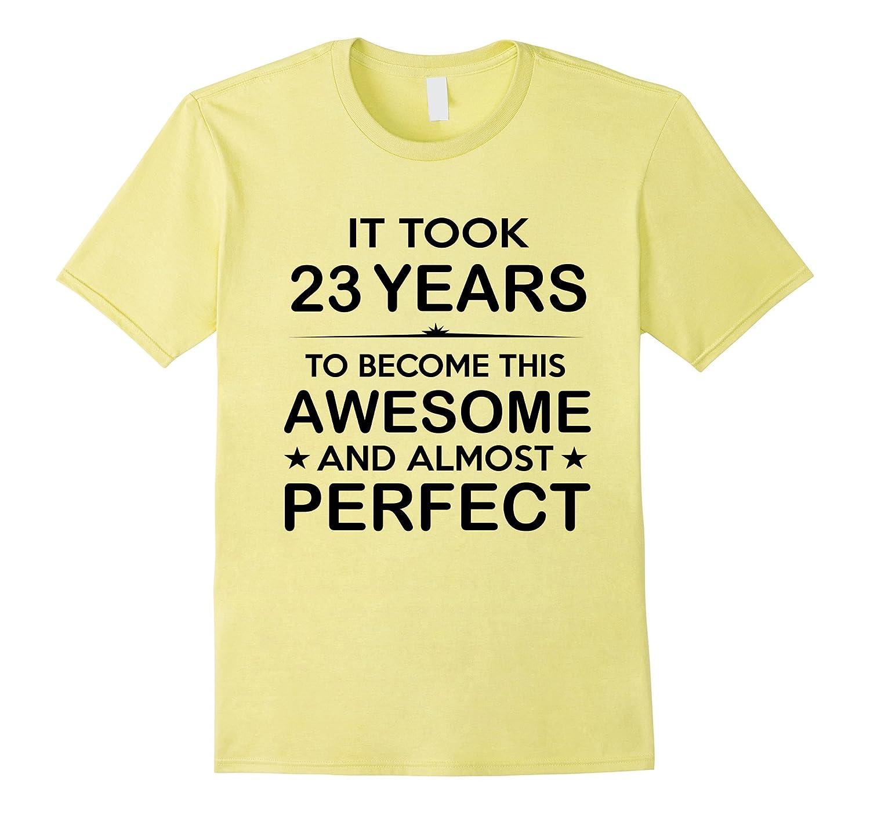 Twenty Three 23 Year Old 23rd Birthday Gift Ideas Her Him PL