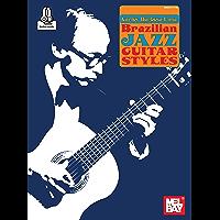 Brazilian Jazz Guitar Styles book cover
