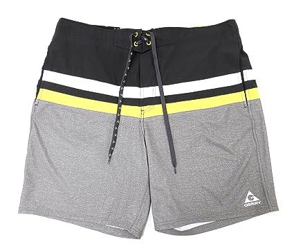 e8955ef2e4 Amazon.com: Gerry Mens Size X-Large Sportswear Swim Shorts, Black ...