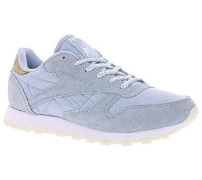 a9bd792ad9f Reebok Women Shoes Sneakers Classic Leather Sea-Worn  Amazon.co.uk ...