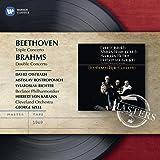 Beethoven : Triple Concerto - Brahms : Double concerto