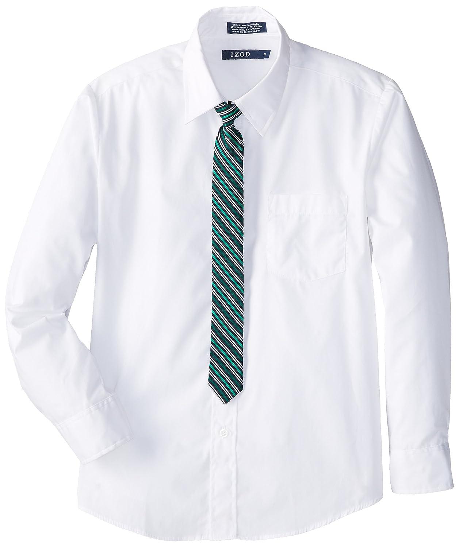 Izod boys Big Boys Shirt and Tie Set Izod Children' s Apparel Z873009