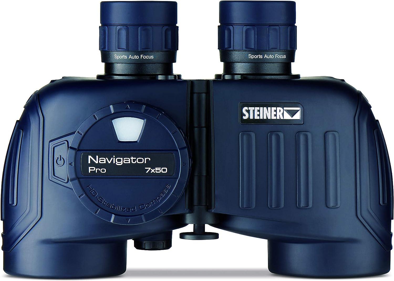 Steiner Navigator Pro 7×50 Binoculars with Compass