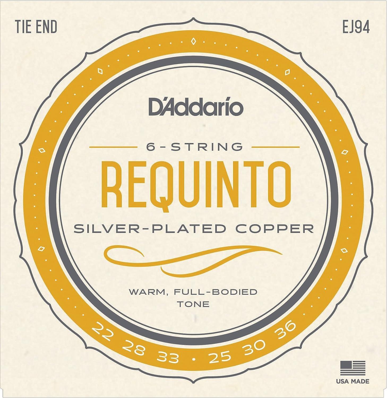 D'Addario EJ94 Requinto Strings D'Addario