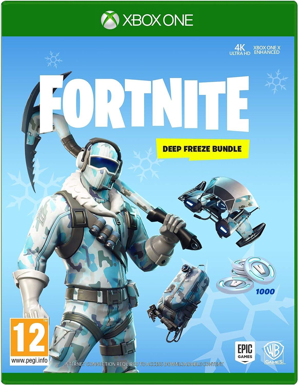 Fortnite - Deep Freeze Bundle: Amazon.es: Videojuegos