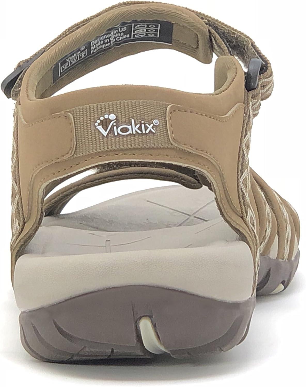 Viakix Napali Sandali Trekking da Donna Comodi Sportivi Eleganti, per Escursionismo, Campeggio, Camminata, Spiaggia, Sport