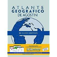 Atlante geografico De Agostini. Deluxe edition. Con aggiornamento online