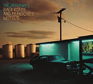 Book Cover: Back Roads and Abandoned Motels