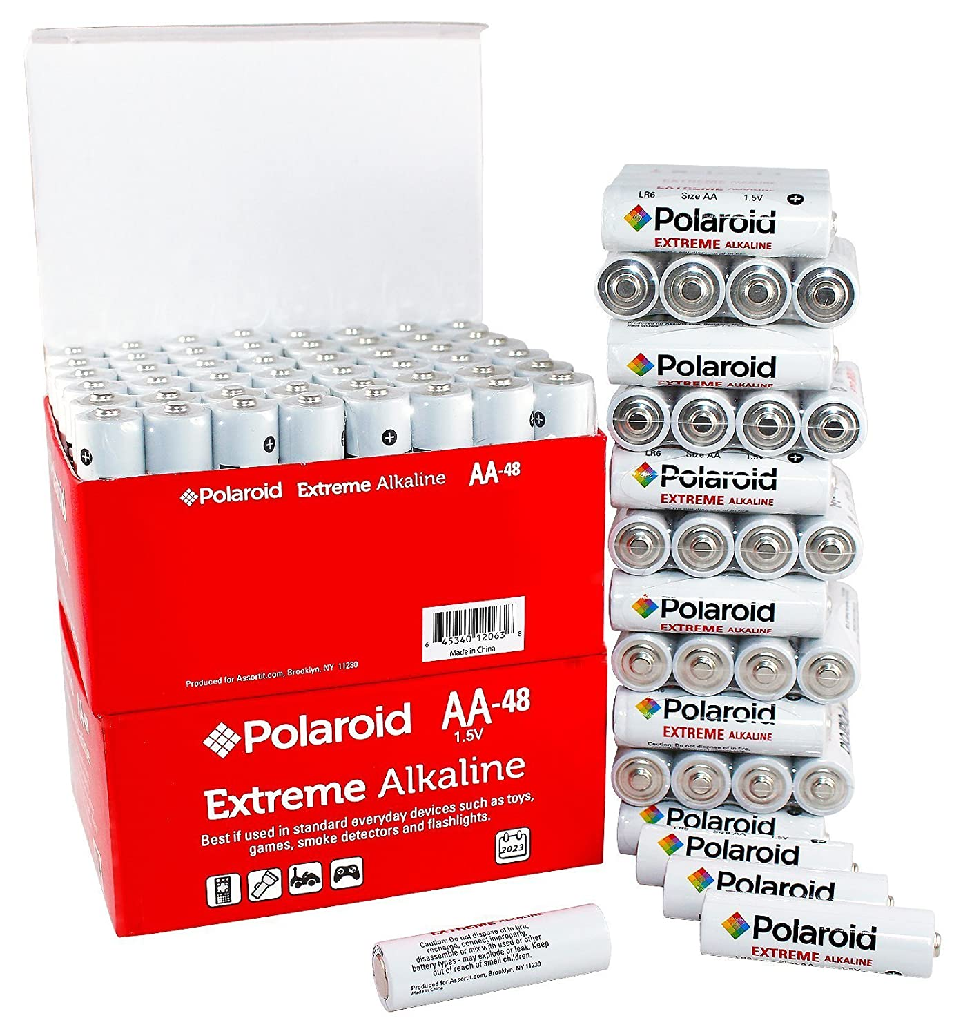 Polaroid Extreme Value Aa Alkaline Batteries 48 Pack Buy Wholesale Short Circuit Detector From China Health Personal Care