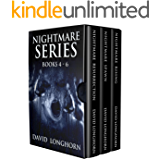 Nightmare Series: Books 4 - 6: Supernatural Suspense with Scary & Horrifying Monsters (Nightmare Series Box Set Book 2)