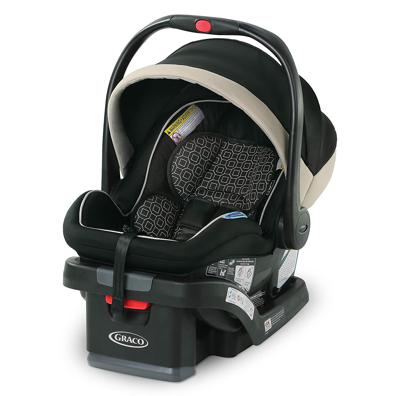 Graco SnugRide SnugLock 35 LX Infant Car Seat Baby Car Seat, Pierce