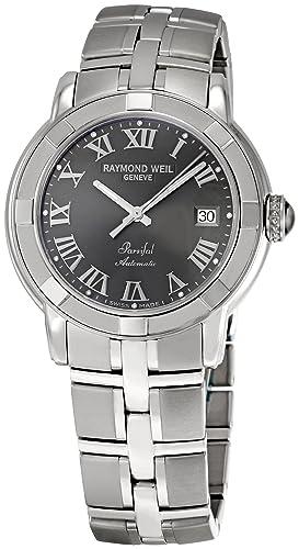 Raymond Weil Men s 2841-ST-00608 Parsifal Grey Dial Watch