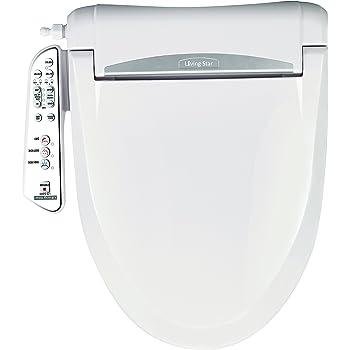 Bio Bidet Slim One Bidet Smart Toilet Seat In Elongated