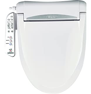 LivingStar 5300 Elongated. Brings you with cozy and fresh bidet experiences via Micro-air