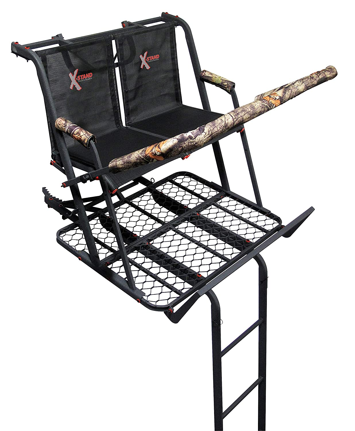 Two-Person Ladderstand Hunting Tree Stand