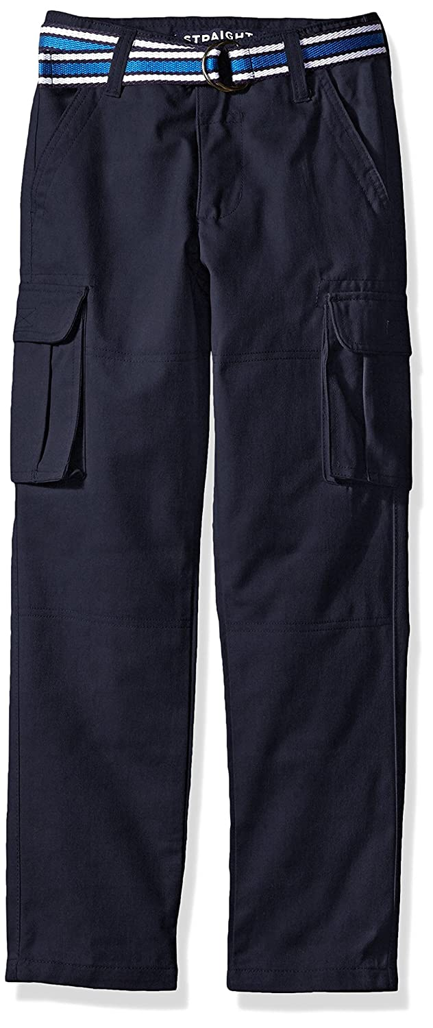 French Toast Boys' Cargo Pant SK9506
