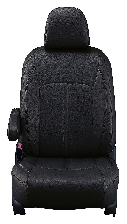 クラッツィオ シートカバー プリウスPHV ZVW52 H29/2~ Clazzio プライム ブラック ET-1190 B072R75ZMJ ブラック ブラック