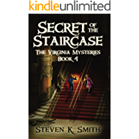 Secret of the Staircase (The Virginia Mysteries Book 4)