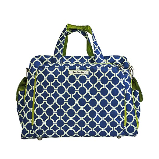 Ju-Ju-Be Classic Collection Be Prepared Diaper Bag (Royal Envy)