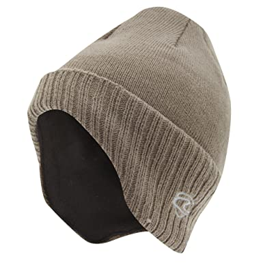 Adults Unisex Thermal Knitted Winter Ski Winter Hat With Lining (shaped To Cover  Ears 018692685ae