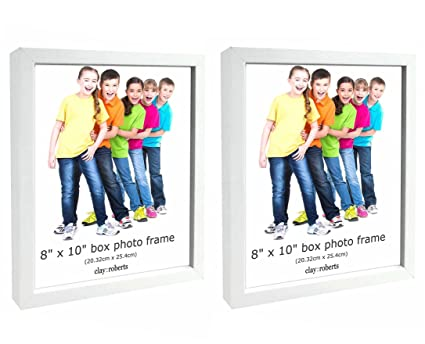Amazon.com - Clay:Roberts Photo Frames, 10 x 8 Inches, Pack of 2 ...