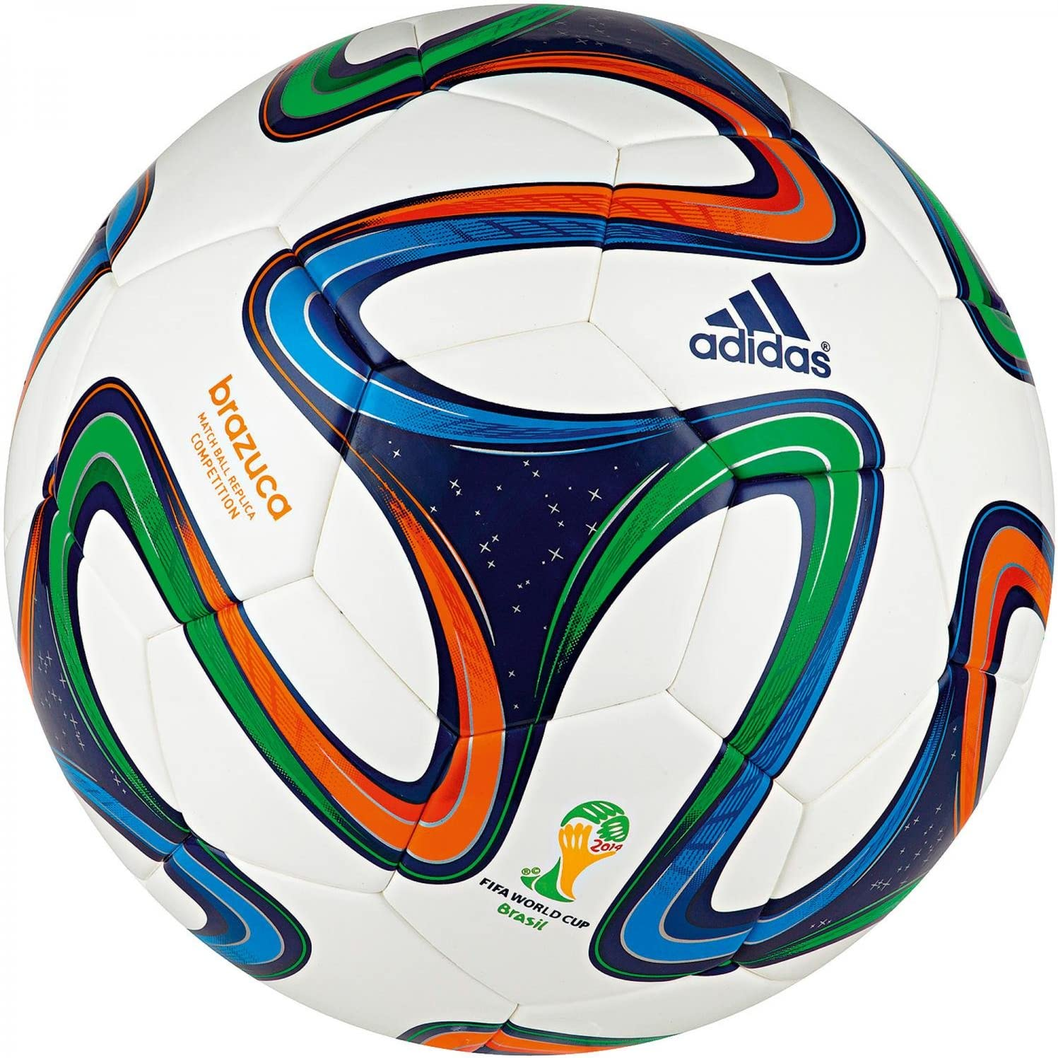 adidas Brazuca 2014 Competition - Bolsa/Red para balones de fútbol ...