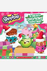 A Merry Shopkins Christmas (Shopkins) Kindle Edition