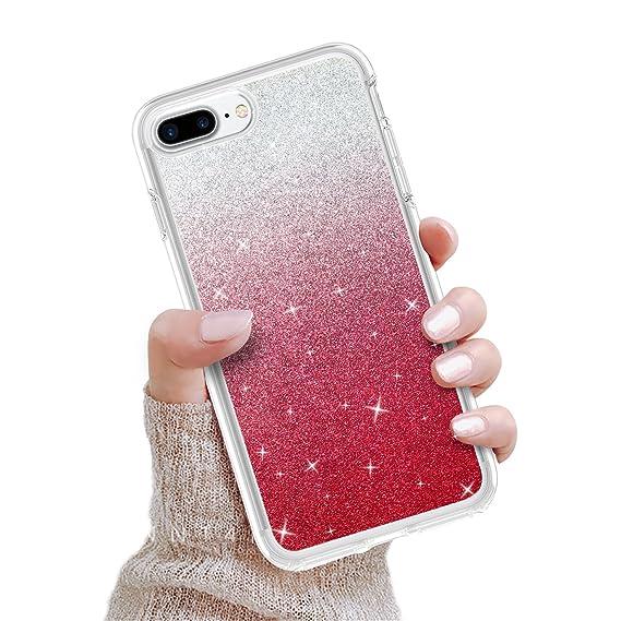 Amazon.com  GOADK iPhone 8 Plus Case 0d9c6d522d