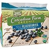 Cascadian Farm Organic Blueberries 28 oz Bag