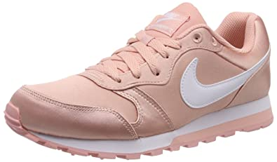 Nike Damen Wmns MD Runner 2 Gymnastikschuhe, Pink (Coral Stardust/Bianco 603), 37.5 EU