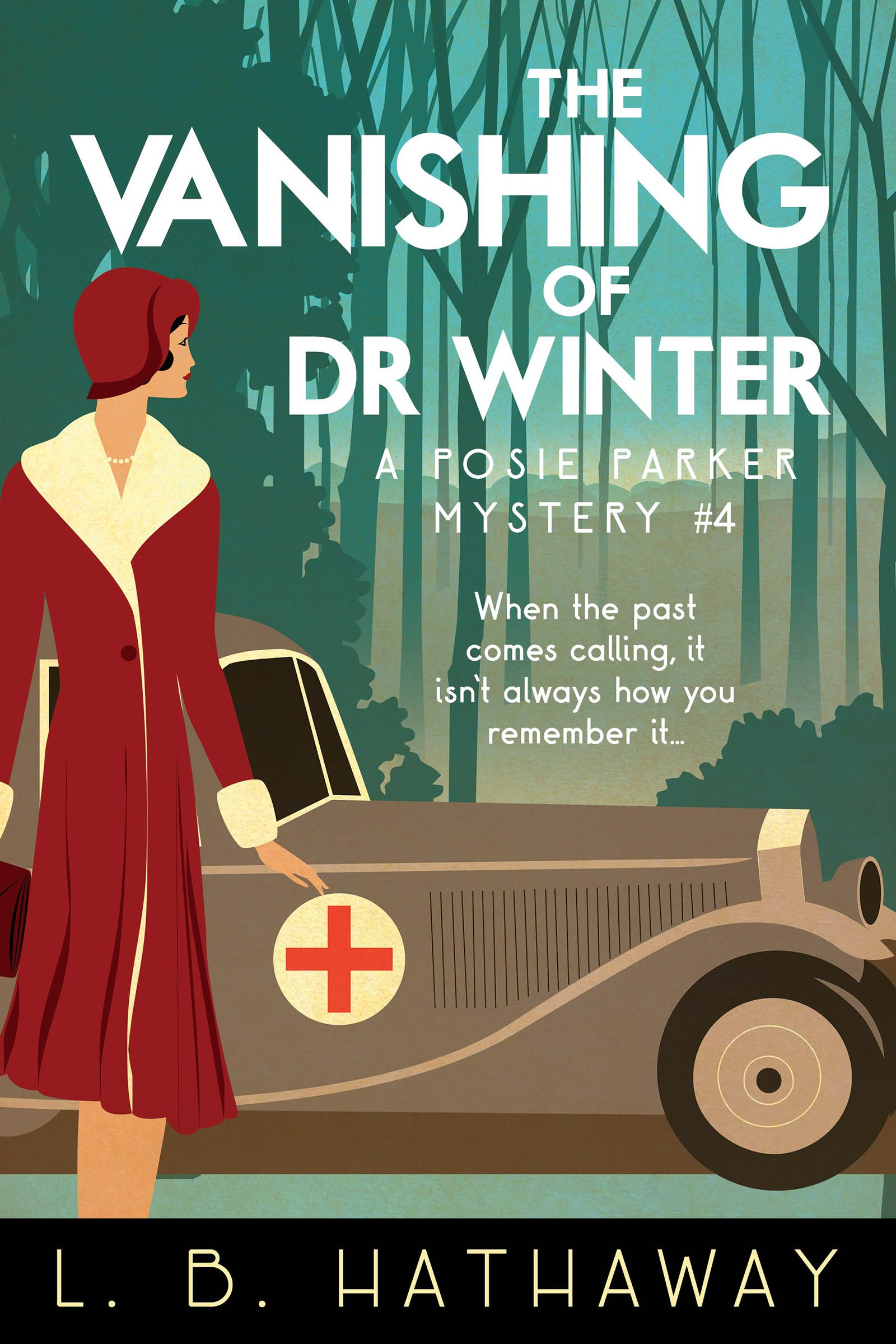 The Vanishing Of Dr Winter  A Cozy Historical Murder Mystery  The Posie Parker Mystery Series Book 4   English Edition