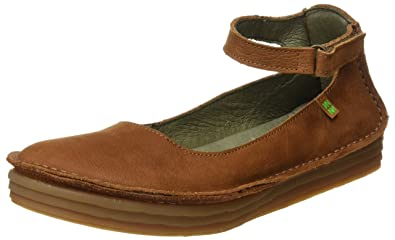 El Naturalista S.A Nf87 Pleasant Rice Field, Merceditas Femme, Marron (Wood), 38 EU
