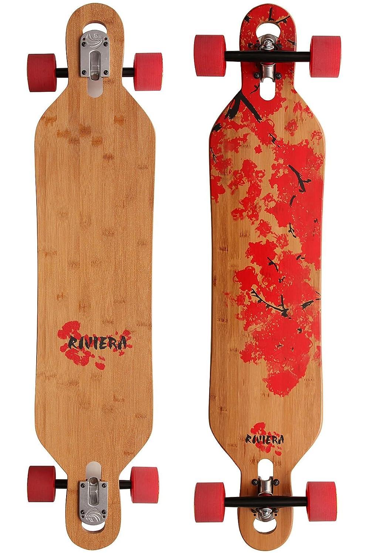 ★お求めやすく価格改定★ Riviera by Cherry Blossom 41.5 (105,5cm) Riviera Complete Longboard Skateboard 41.5 by Riviera B009PQAPQ4, シンフォニージュエリー:8814e8f6 --- a0267596.xsph.ru
