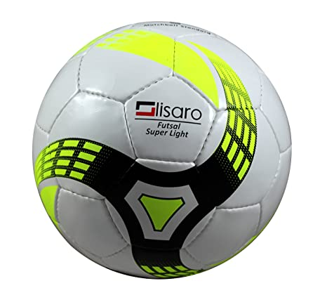 Balón de fútbol sala para jóvenes (Talla 4 - 300 g/fútbol sala ...