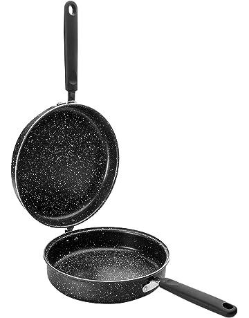 IBILI 441024 sartén para Tortilla Natura Aluminio Aluminio 24 cm