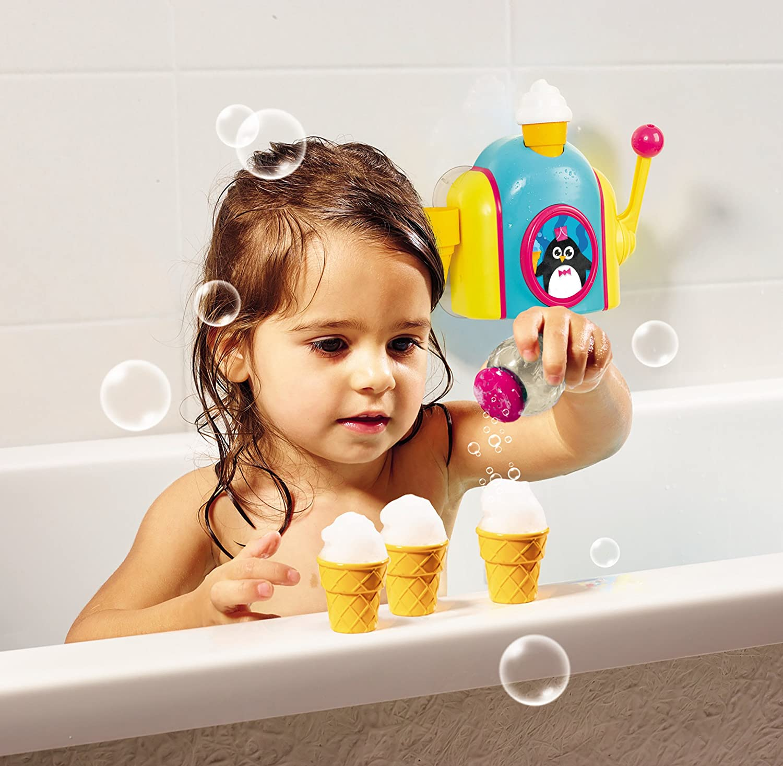 Schaummaschine badespielzeug baby kinder badewanne