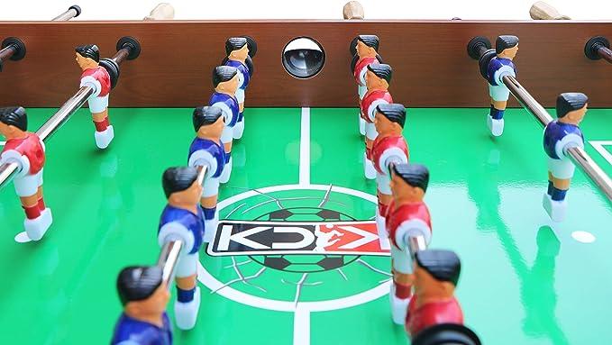 Kick 200 Mesa de Futbolín Venture: Amazon.es: Deportes y aire libre