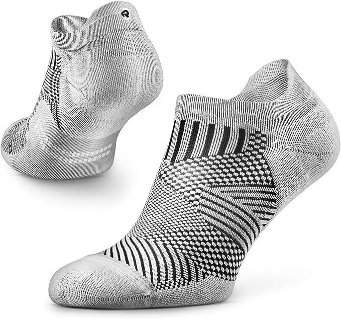 Rockay Accelerate Anti-Blister Running Socks for Men and Women Organic Merino...