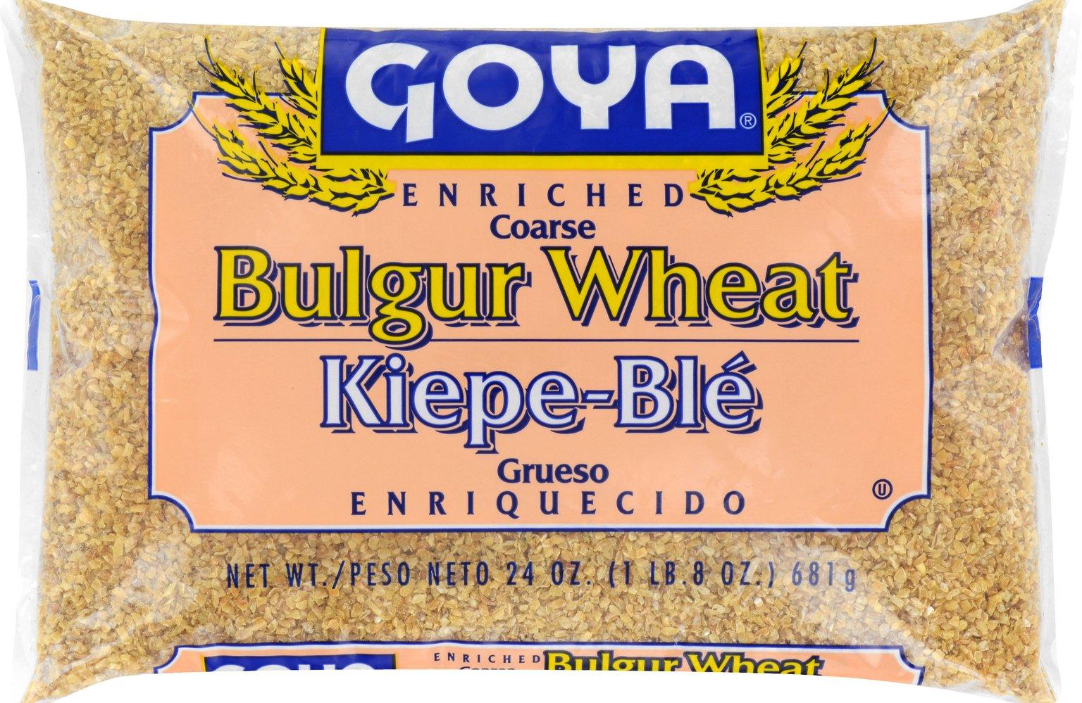 Goya Foods Coarse Bulgar Wheat, 24 oz by Goya