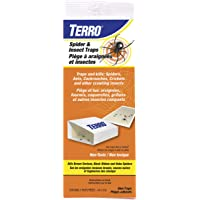 TERRO T3206CAN 4-Pack Spider & Insect Trap