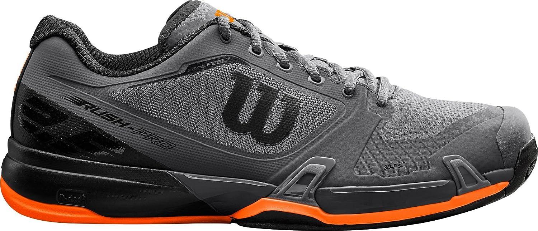 ウィルソン メンズ スニーカー Wilson Men's Rush Pro 2.5 Tennis Shoes [並行輸入品] B07CNJ31RF